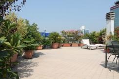 Brescia Due – Attico con terrazza panoramica