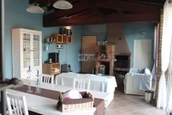 Fornaci – Villa bifamiliare SU PIANO UNICO!!!