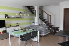 Flero – Trilocale con due bagni e doppio garage