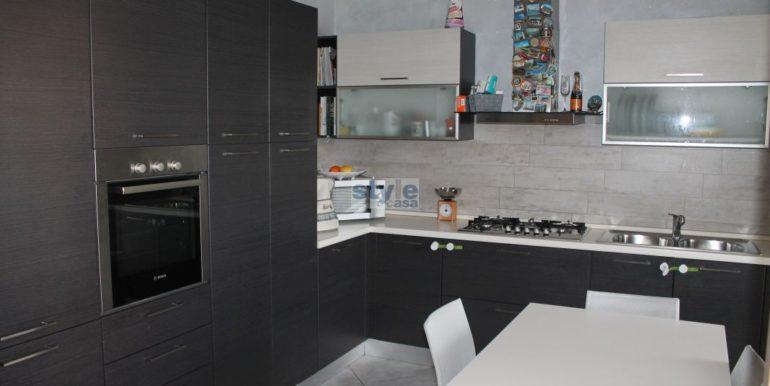 cucina separata con logo