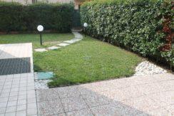 Azzano Mella – Trilocale con giardino