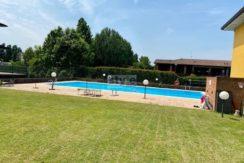 Capriano del Colle – Trilocale in residence con piscina